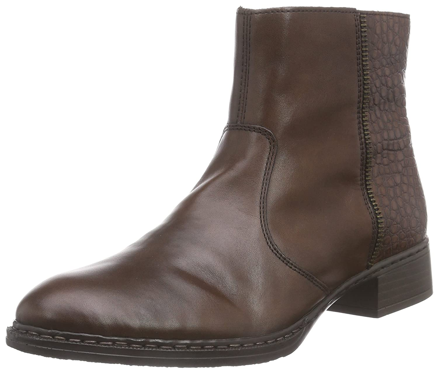 5ad1c3d0b5863 Rieker 73490-26, Women's Chukka Boots: Amazon.co.uk: Shoes & Bags