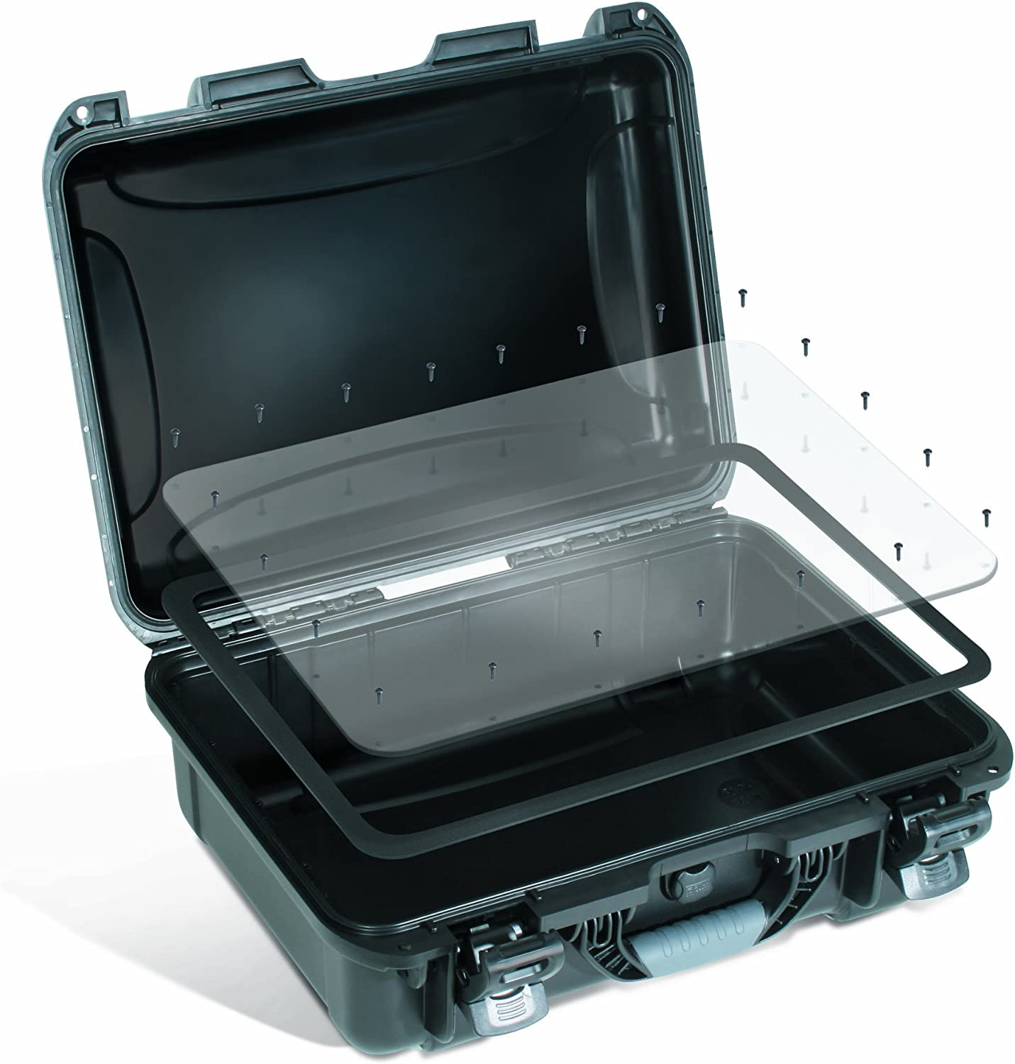 Lexan Nanuk Waterproof Panel Kit for The 940 Nanuk Hard Case