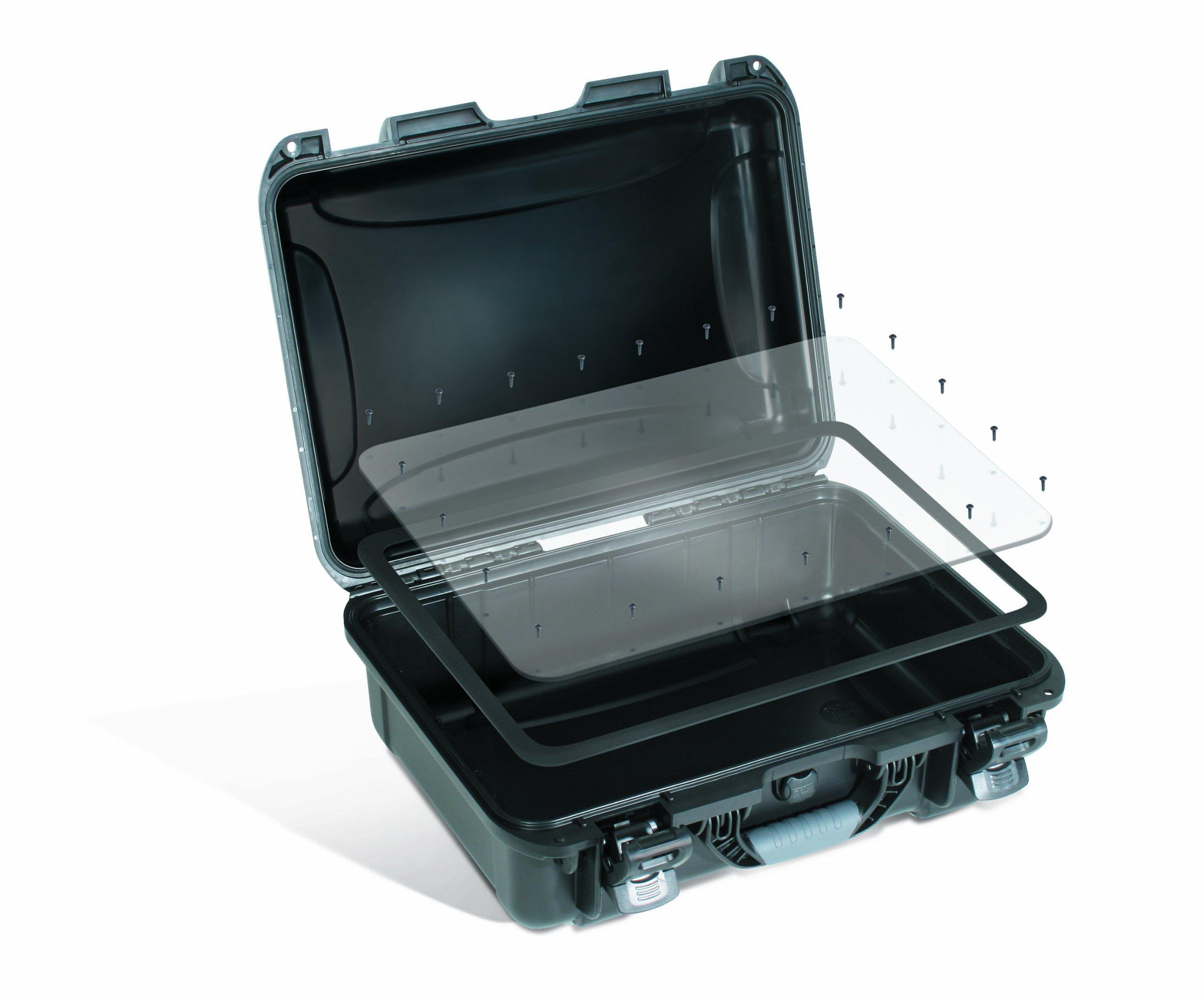 Nanuk Waterproof Panel Kit for The 925 Nanuk Hard Case (Lexan) - Made in Canada by Nanuk