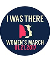Women's March On Washington 2017 Pin-Back Button