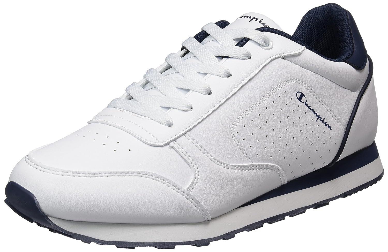 Champion Low Cut Shoe C.j. PU, Zapatillas de Running para Hombre 41 EU|Blanco (Wht)