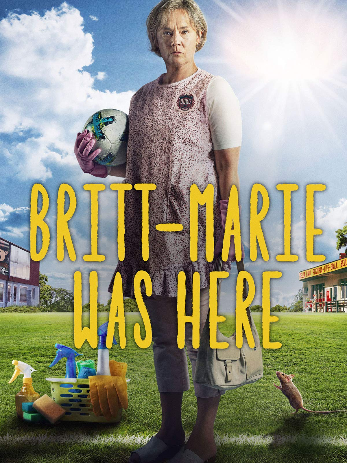 Britt-Marie Was Here on Amazon Prime Instant Video UK