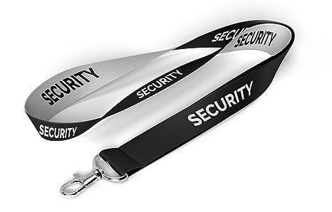 Amazon.com: Cordón de seguridad con soporte para tarjeta de ...