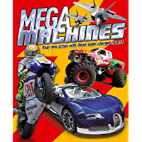 Mega Machines: Roar into action with these super-charged racers!