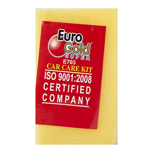 Euro Gold Car Cleaner Polish Stain Remover Quick Detailer