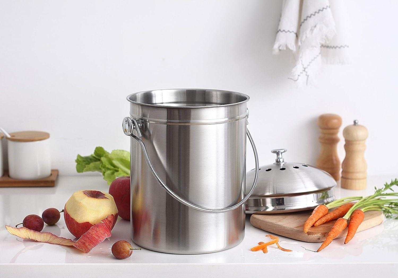 Utopia 厨房有机堆肥桶