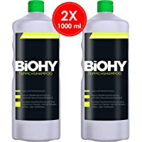 Biohy - Champú para alfombras (2 unidades
