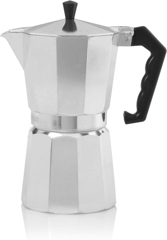 Primula 6-Cup Stove-Top Espresso Maker, Aluminum