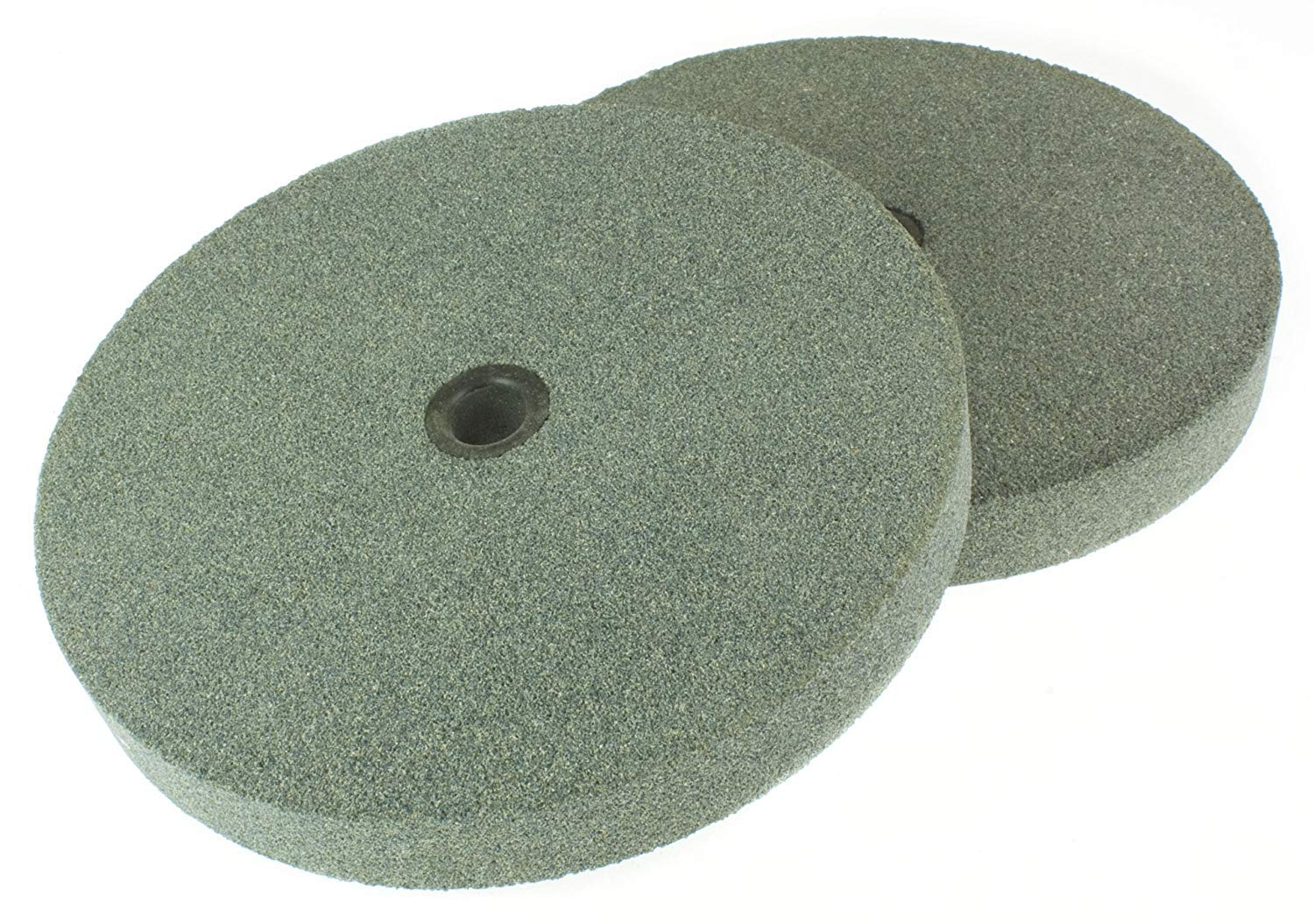 Toolzone 2Pc 150mm (6') Grinding Wheels For Bench Grinder