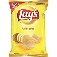 Lay's Classic Salted Potato Chips, 90g