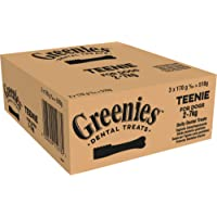 Greenies Friandises pour Chien Mini 198 Sticks Dentaires 3 Sachets 170 g