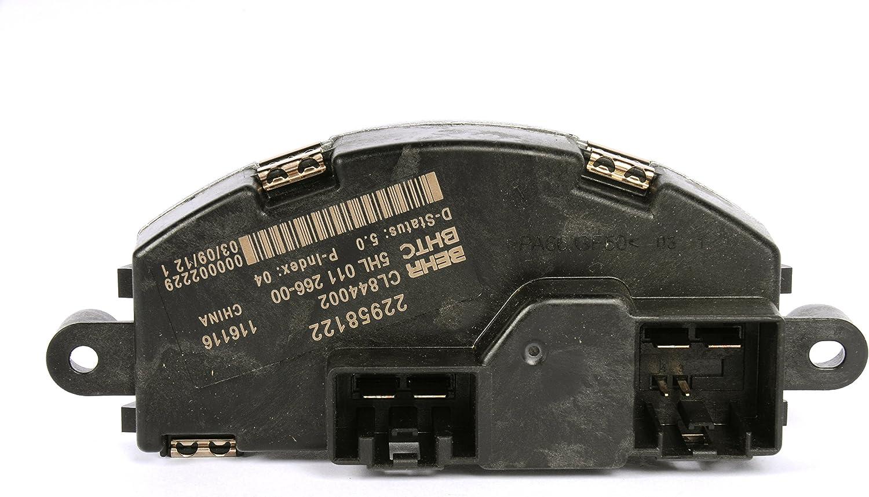 HVAC Blower Motor Control Unit ACDelco GM Original Equipment 15-81931