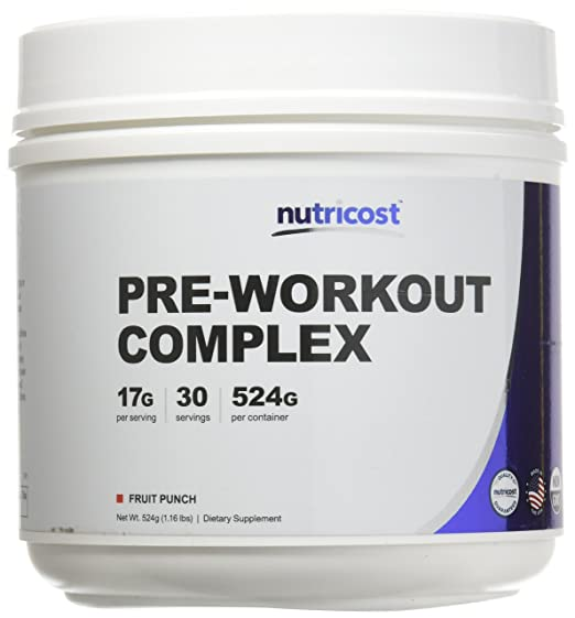 NutriCost Pre-Workout Complex​