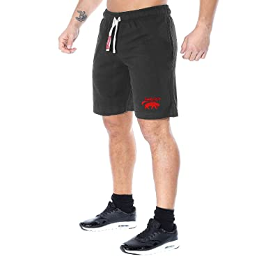 ba3c85616739 SMILODOX Herren Shorts 'Basic' | Kurze Hosen für Sport Fitness Gym Training  & Freizeit | Jogginghose - Freizeithose - Trainingshose - Sweatpants ...