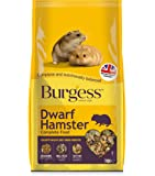 Burgess Supa Dwarf Hamster Harvest 700g