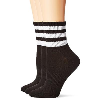adidas Women's Originals Superlite 3-Pack Quarter Socks