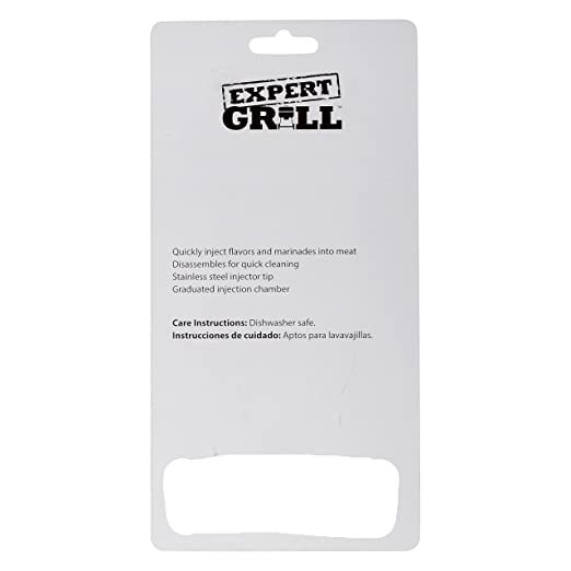 Amazon.com : Expert Grill 4 PC Stainless Steel BBQ Tools Set ...