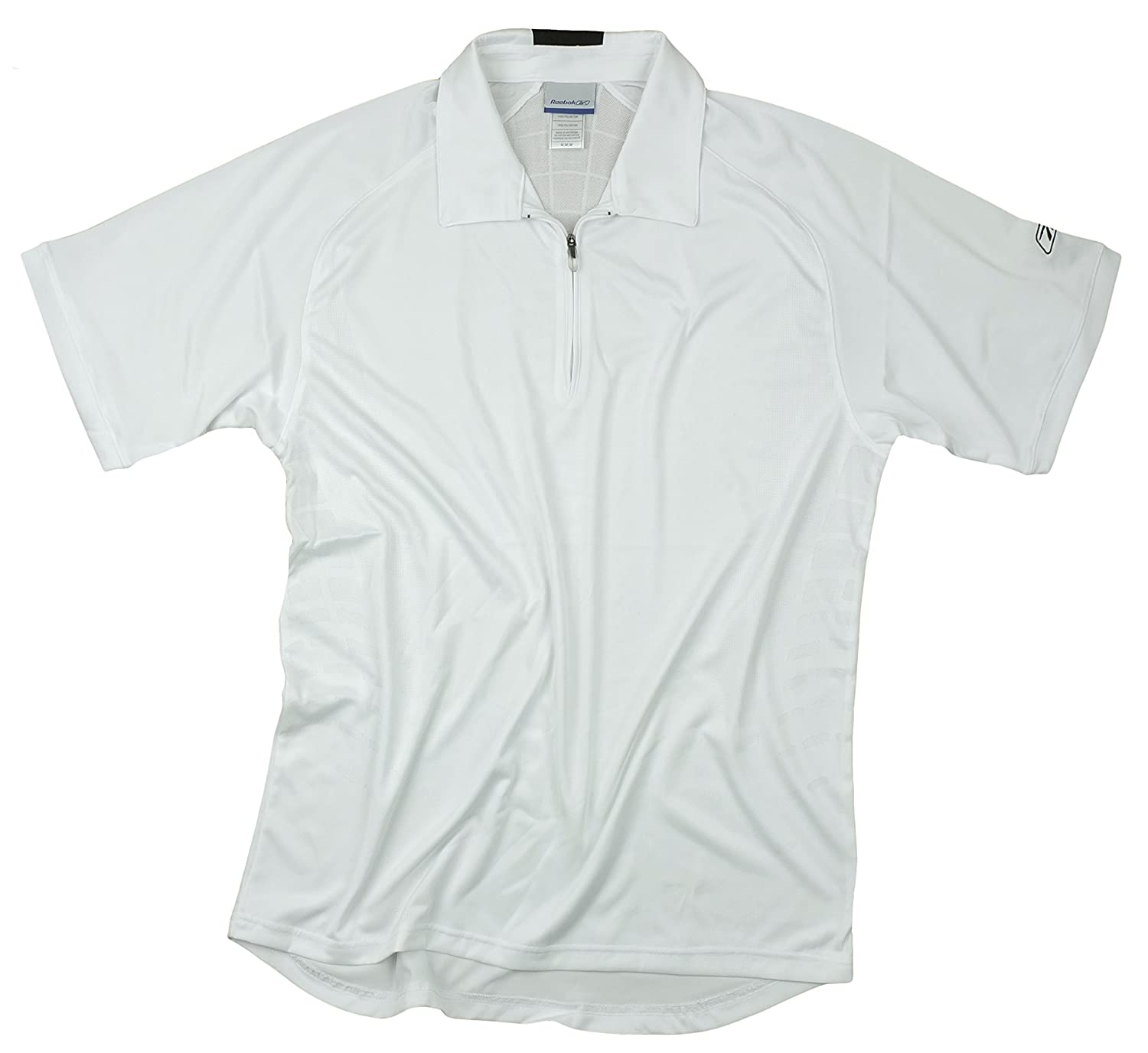 Reebok - Camiseta de Hombre Athletic Polo, Blanco: Amazon.es ...