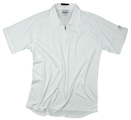 Reebok - Camiseta de Hombre Athletic Polo, Blanco: Amazon.es ...