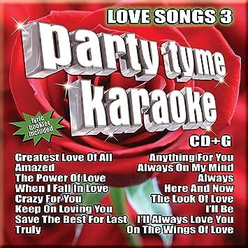 amazing love karaoke with lyrics