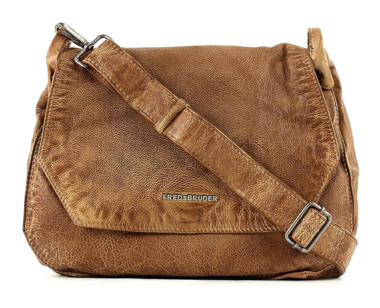 retro schön Design großartige Qualität FREDsBRUDER Tasche - Pipe Waxed - Oak Buff: Amazon.de ...