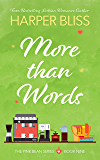 More Than Words (Pink Bean Series Book 9)