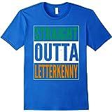 Straight Outta Letterkenny Irish Saint Patrick's Day T Shirt