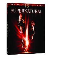 Supernatural: Season 13 [DVD] [2018]