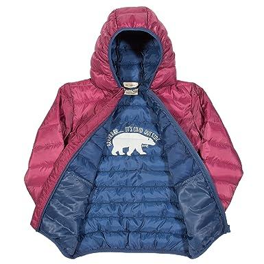 5559c7c5c Kite Girls Cocoon Coat: Amazon.co.uk: Clothing