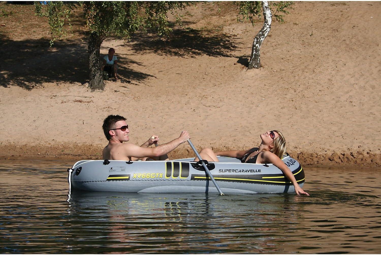 Sevylor Super Caravelle Inflatable Boat