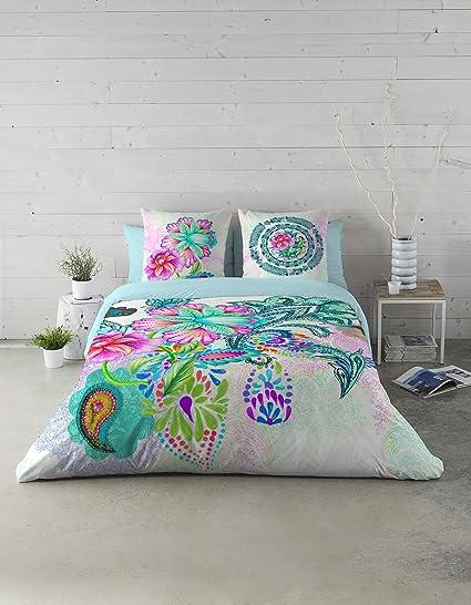f7c46006a31 Textiles del hogar NATURALS Funda nórdica Emma Cama 135 cm Euromoda