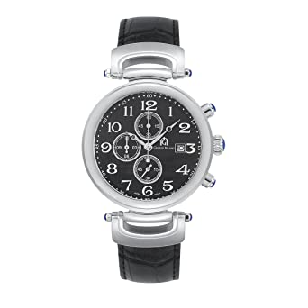 "Giorgio Milano 880ST032""Dante I"" Stainless Steel Chronograph Watch"