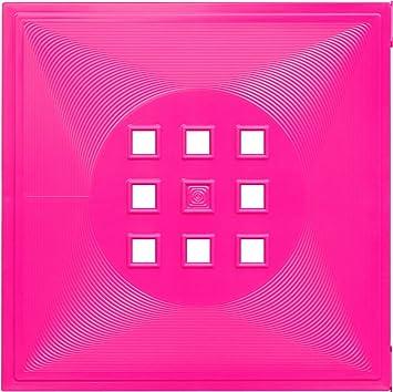 DEKAFORM Puerta para Cubo de Flexi Uso IKEA Estantería Expedit + Kallax con nörnäs * Rosa