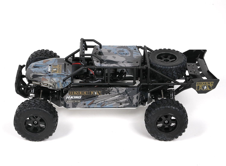 H-King Desert Fox 1/10 4WD Desert Racer (ARR) (with New Motor and ESC)