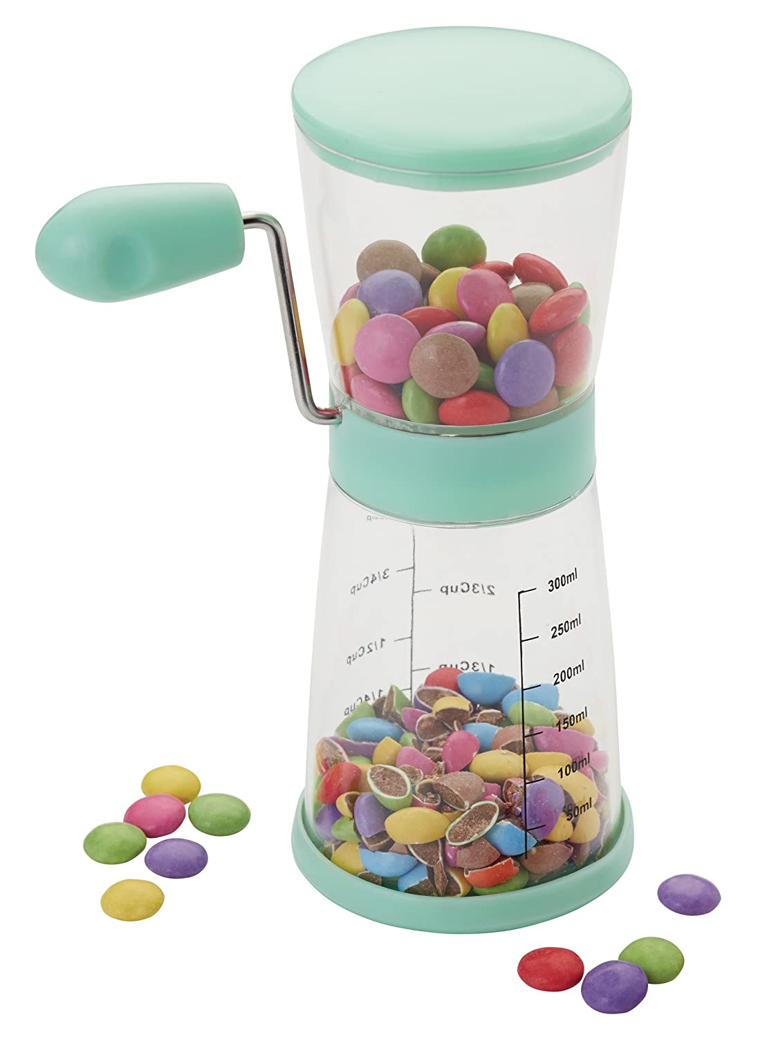 Amazon.com: 14 x 19.5cm Sweetly Does It Cake Topping Grinder: Kitchen & Dining