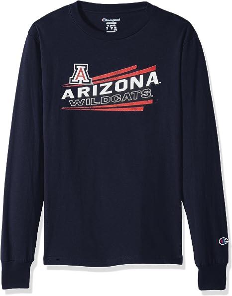Champion NCAA Boy's Long Sleeve Jersey Tee