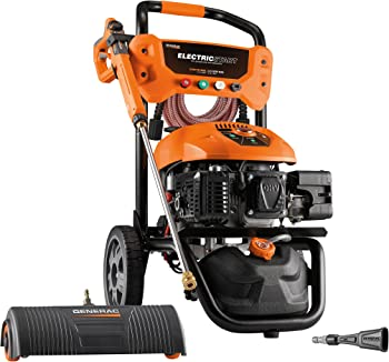 Generac 3100 PSI 2.5 GPM Pressure Washer Kit