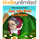 """ANNA WHO LIVED IN A BANANA""  (Children's books for kids (level-1) Book 3)"