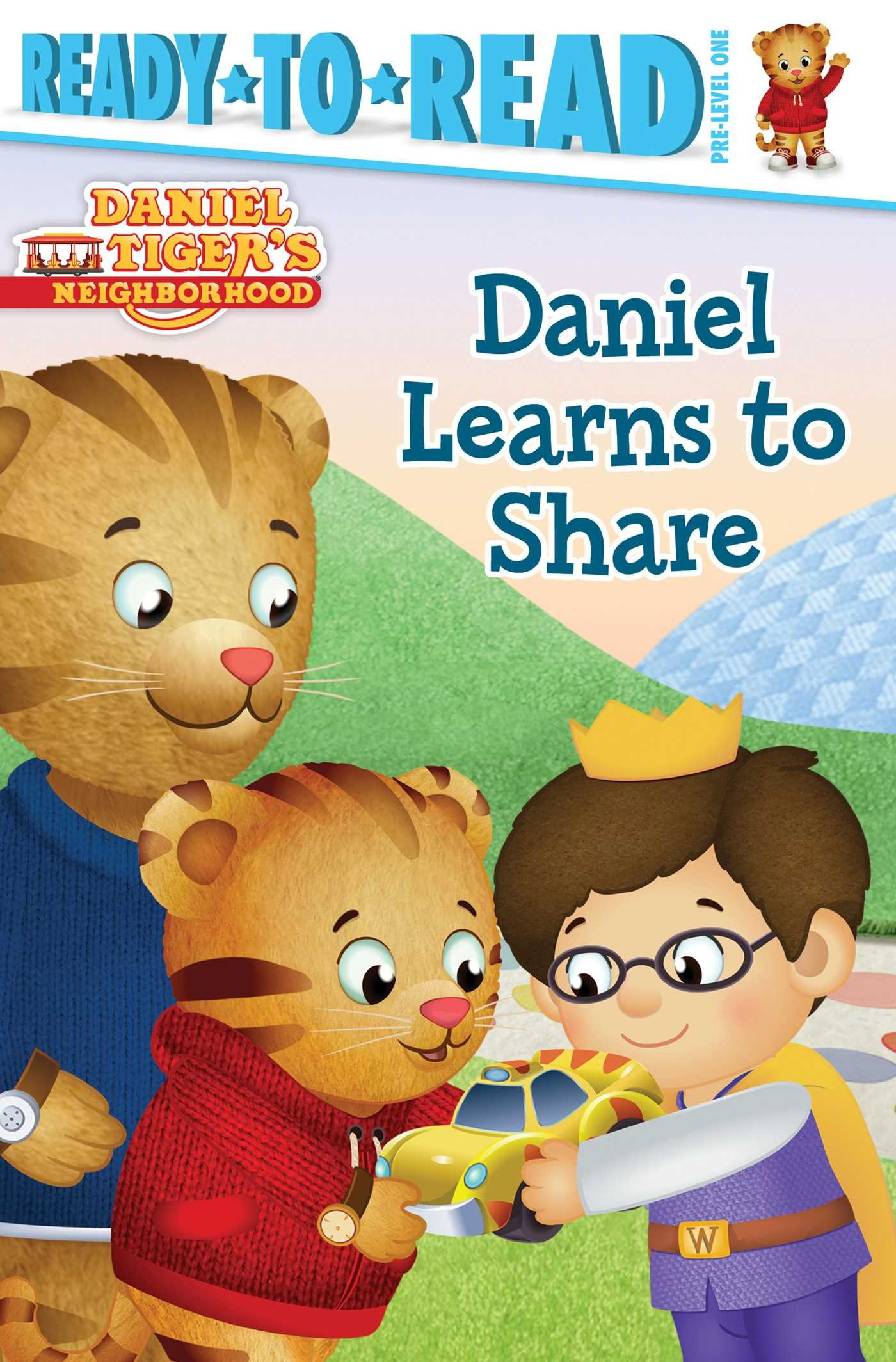 Daniel Learns to Share (Daniel Tiger's Neighborhood)