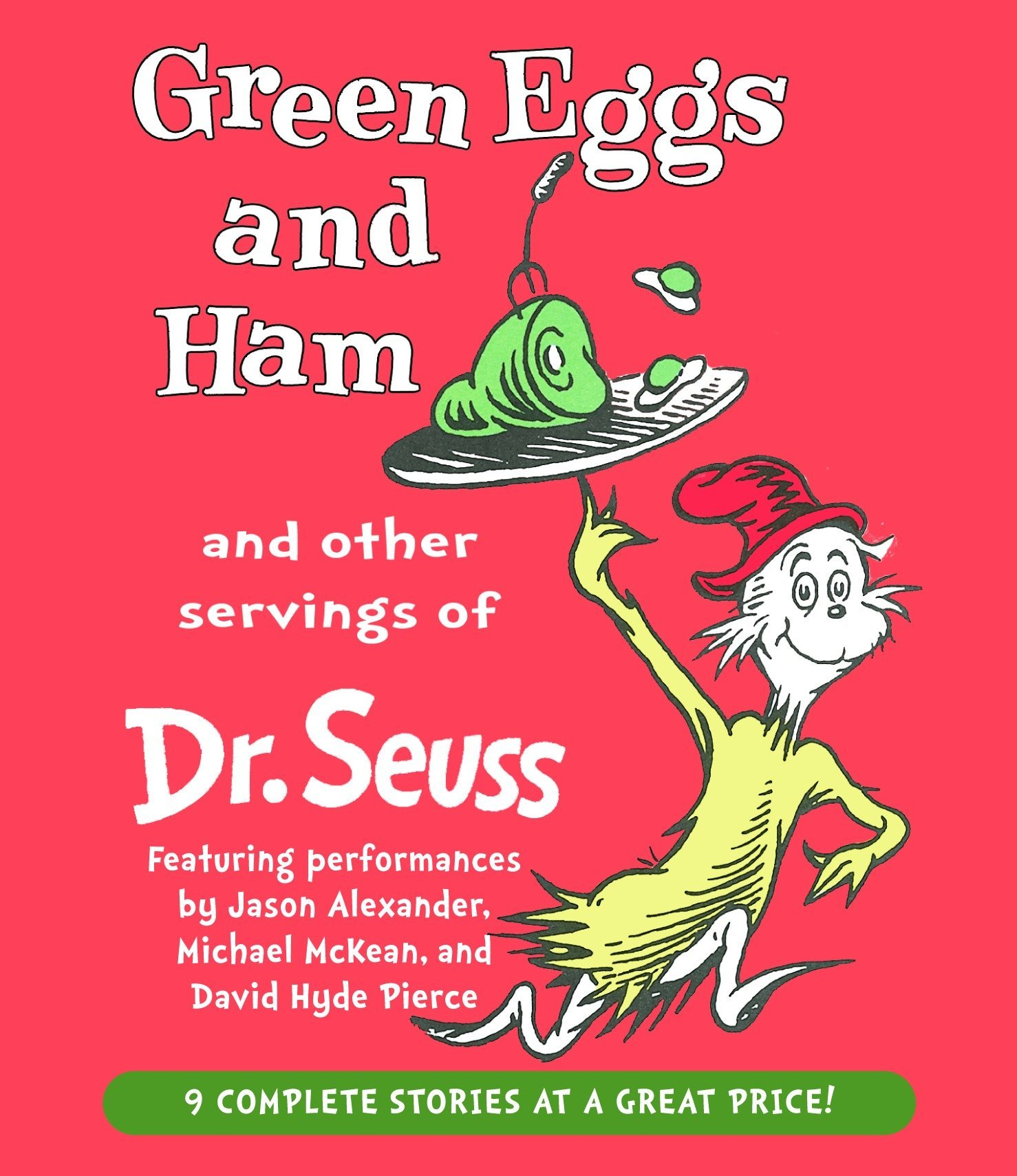Green Eggs and Ham and Other Servings of Dr. Seuss pdf epub