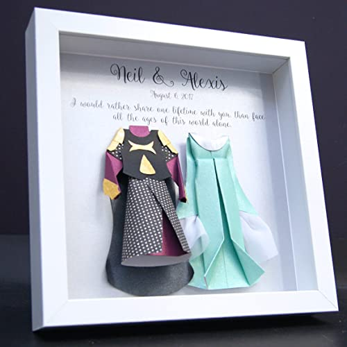 Amazon Lotr Lord Of The Rings Wedding Gift First Paper