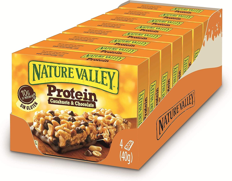 Nature Valley - Barritas de proteinas - Peanut&Chocolate ...