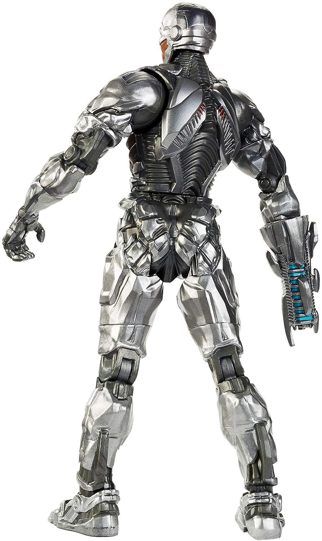Mattel Multiverse Justice League Cyborg Figure 6