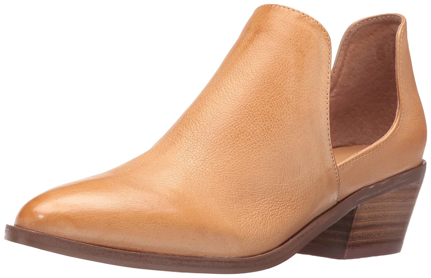 Chinese Laundry Women's Focus Ankle Bootie B01K6NI7PK 7.5 B(M) US|Natural Leather