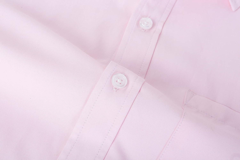 NUTEXROL Men Plaid Cotton Casual Slim Fit Long Sleeve Button Down Dress Shirts NU161031GEZICX