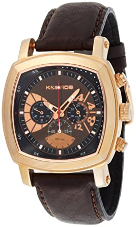 Amazon.com: K&BROS Mens 9448-3 Steel Squared Sport ...
