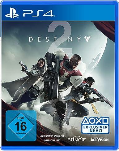 Destiny 2 - Standard Edition - PlayStation 4 [Importación alemana ...