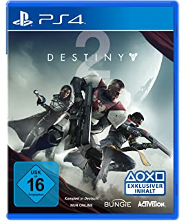 Activision Destiny, PS4 - Juego (PS4, PlayStation 4, FPS (Disparos en primera persona), Bungie, T (Teen), Básico, Activision): Amazon.es: Videojuegos
