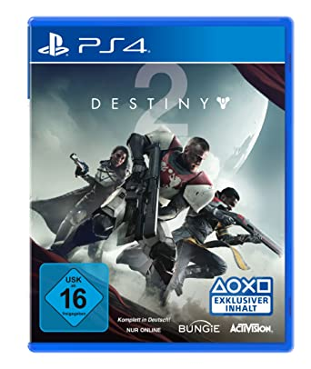 Destiny 2 Standard Edition Playstation 4 Amazonde Games