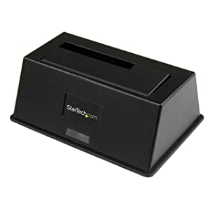 StarTech.com USB 3.0 SATA III Hard Drive Docking Station SSD / HDD withHDD Dock with UASP